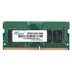 Barrette Ram DDR4 - 4 Go