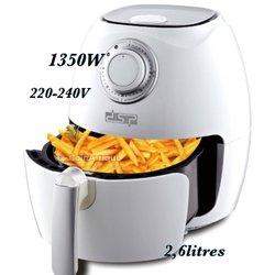 Friteuse à air 2,6l litres