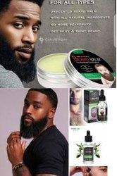 Crème - huile barbe