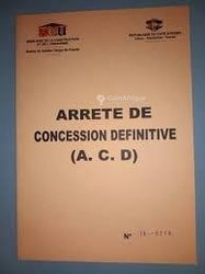 Obtention documents immobilier
