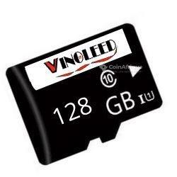 Carte mémoire 128 Go