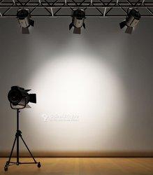 Location studio photo