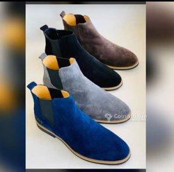 Boots Salvatore Ferragamo homme