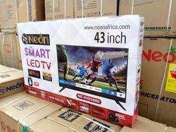 TV Néon 43 pouces