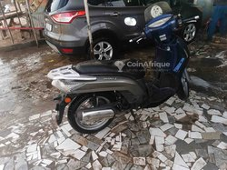 Scooter Kymco People S 125