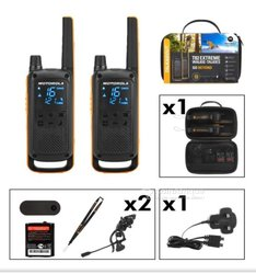 Talkies walkies Motorola whaterproof