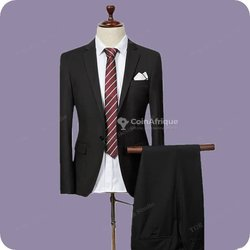Ensemble costume homme