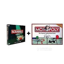 Scrabble et Monopoly