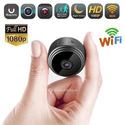Mini caméra Wifi IP HD1080P