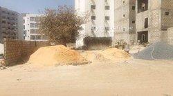Vente terrains 545m²   -  Dakar
