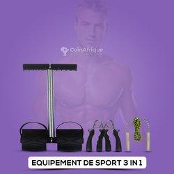 Équipement de sport