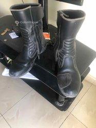 Chaussures motard