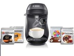 Machine à café Tassimo bosch tassimo vivy 2 tas1402gb, 1300 w, 0,7 litre - noir