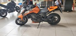 Moto KTM 790 2018