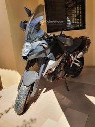 Moto KTM SM T 2010