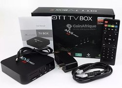 Box TV Android 4K