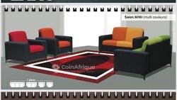 Salon complet 7 places