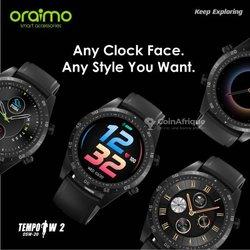 Smart watch Tempo OSW 20