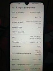 Huawei P30 Lite - 128 Go