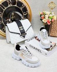 Baskets Chanel