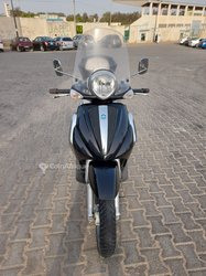 Scooter Piaggio Beverly Tourer 2015