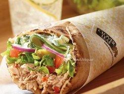 Shawarma - Lait caillé