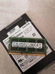 Ram PC3L 8go