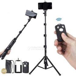 Trépied et bâton selfie VCT-1688