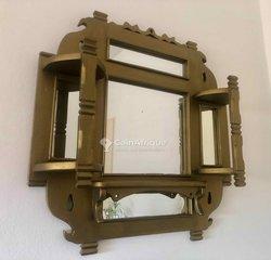 Miroir indien