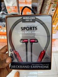 Ecouteurs sans fil Neckband Earphone