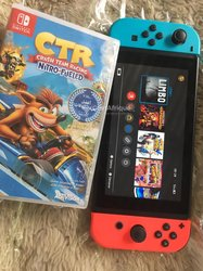 Nintendo Switch - Disquette - Chargeur