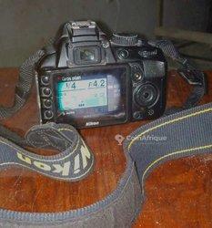 Appareil photo Nikon D3100