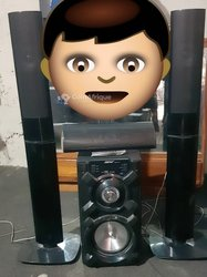 Woofer Jiepak long tuteur
