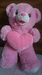 Nounours Teddy Pink
