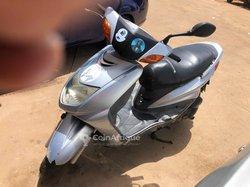 Yamaha Scooter 2012