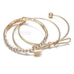 Ensemble de bracelets