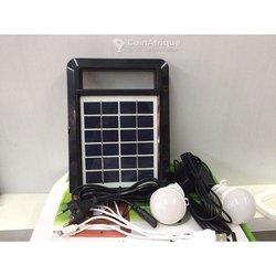 Kit solaire radio - ampoule