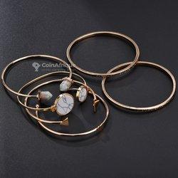 Ensemble de 6 bracelets