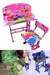 Table + chaise scolaire pour enfants