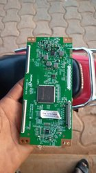 Cherche carte photo LG 55 led smart