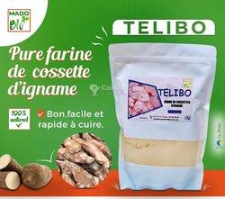 Farine cosette d'igname Telibo