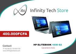 PC HP EliteBook 1030 G2 - core i7