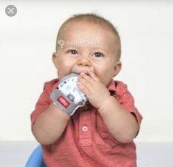 Gant dentition pour bébé
