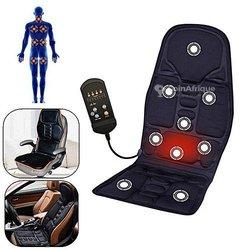 Tapis de massage électrique chauffant cou - épaules