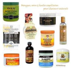 Pack produits pour cheveux