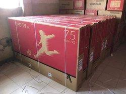TV plasma 75 pouces