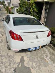 Peugeot 508 2012