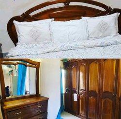Chambre à coucher 3 places