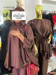 Abaya deux pièces