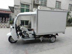 Service de livraison tricycle